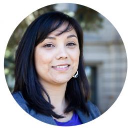 State Representative Serena Gonzales-Gutierrez