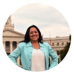 Councilwoman Debbie Ortega